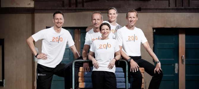 200Pro ist offizieller Partner des RUN4iDEAS 2013