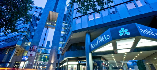 &#8220;hotel nikko dsseldorf&#8221; ist auch 2013 das offizielle Event-Hotel des RUN4iDEAS