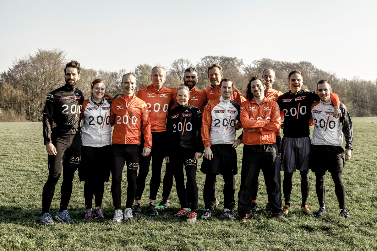 200pro Team Partner Düsseldorfer Firmenlauf RUN4iDEAS 2016
